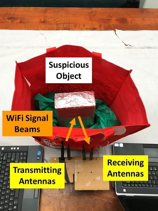 detector Wi-Fi