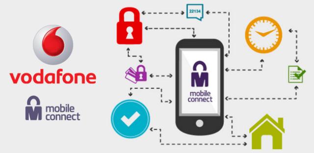 vodafone ya es compatible con mobile connect para registrarse de manera m s segura y sin. Black Bedroom Furniture Sets. Home Design Ideas