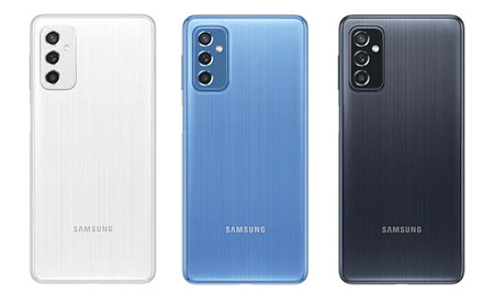 Samsung Galaxy M52 5g 1