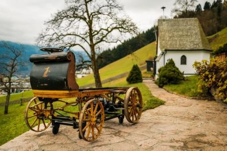 Se encontró un P1 en un almacén de Austria, tras 116 años sin haber visto uno