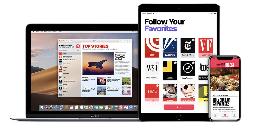 Permalink to Apple quiere el 50% de los ingresos por suscripción a su próximo servicio de noticias ante el enfado de las editoriales, según WSJ