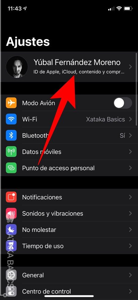 How to share your app and service subscriptions from your iPhone
