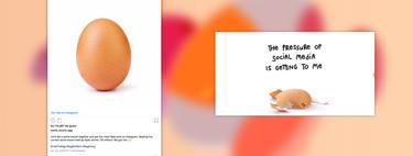 El huevo de Instagram fue creado por un publicista, y ahora ganará dinero con él