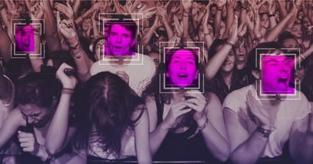 Konzert Gesichtserkennung