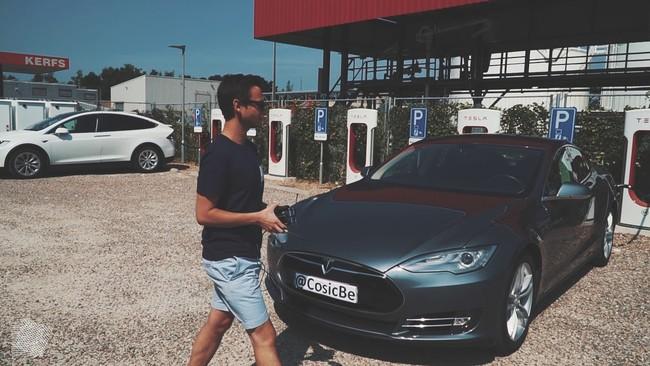 Hack Tesla Model S