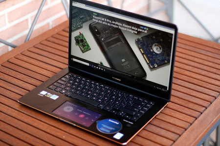 Asus Zenbook Pro 15 20