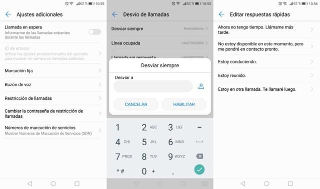 Desviar Llamadas Android