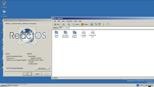 Reactos 0 4 9 Improvements Overview Youtube 2018 07 23 18 20 36