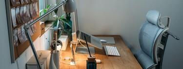 Guía de compra de cómo hacer que tu puesto de trabajo en casa sea ergonómico