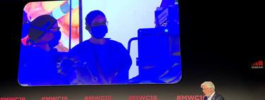 Asistimos a la 1.ª intervención quirúrgica teleasistida con 5G: el médico en el <stro data-recalc-dims=