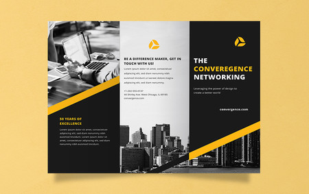 Professional Brochure Template 8