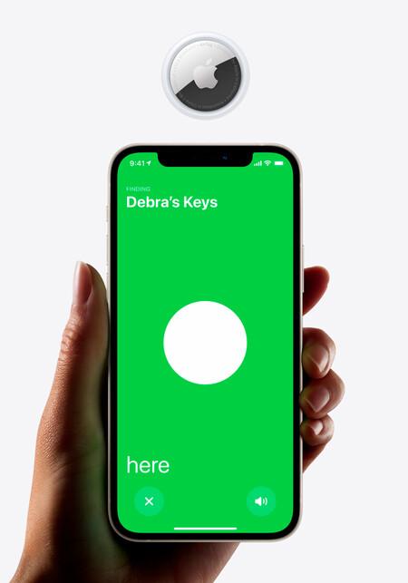 Airtag Iphone