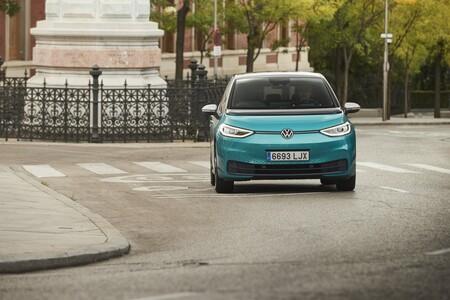Volkswagen ID.3 en ciudad