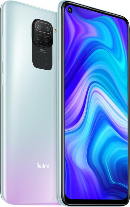 Redmi Note 9 de oferta en México, teléfono de gama baja