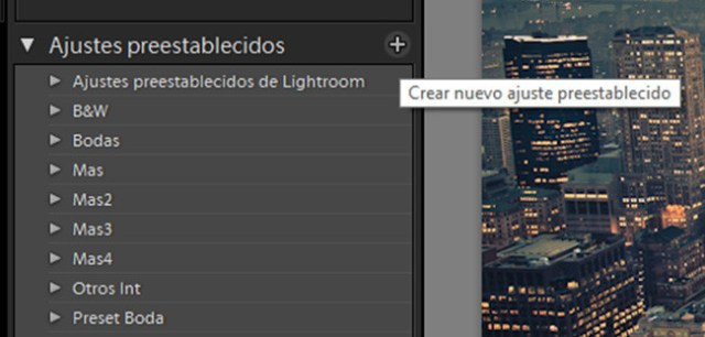 Presets Lightroom Como 2