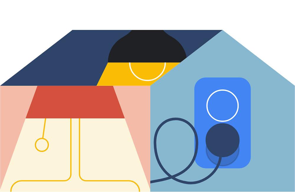 Google Home ya permite crear rutinas que se activen cuando llegamos o salimos de casa