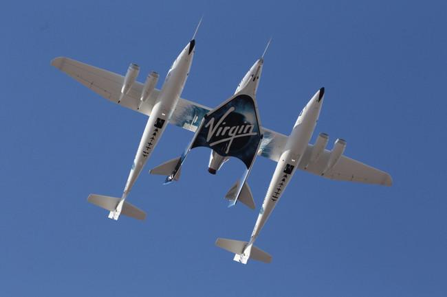 Permalink to La nave de Virgin Galactic completó con éxito su primer vuelo supersónico desde el accidente fatal de 2014
