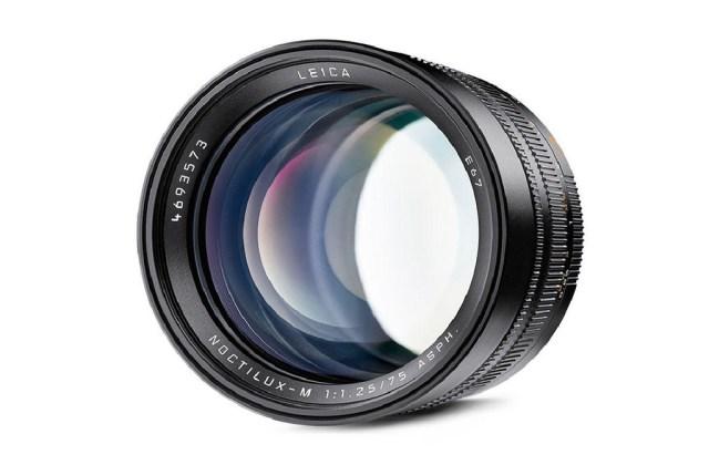 Leica Noctilux M 1 veinticinco 75 Asph 01
