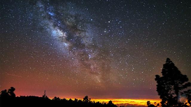 Galaxies Timelapse