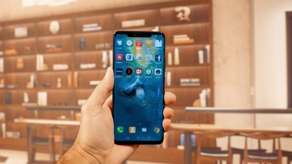 Huawei Mate 20 Pro y Mate 20 frente a iPhone® XS Max, Xiaomi Mi8, Samsung® Galaxy Note nueve y demás variedad alta de 2018