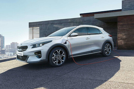 Kia Xceed 1 6 Phev Edrive