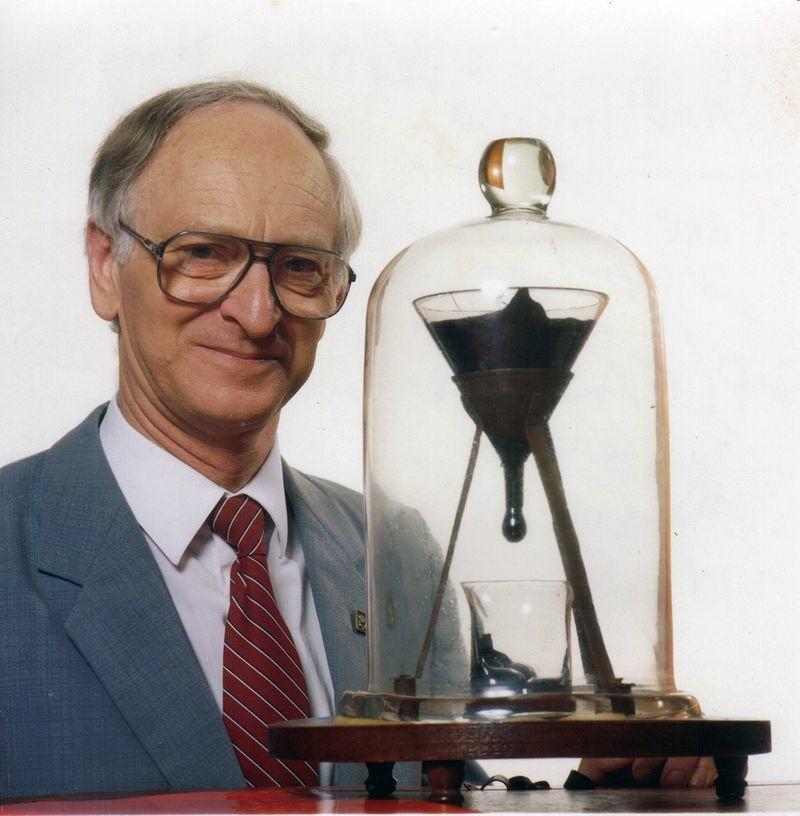 El ensayo mas lento del planeta y otros analisis impactantes de la historia de la ciencia