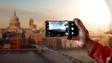 Huawei Mate 20 Pro cámara de fotos