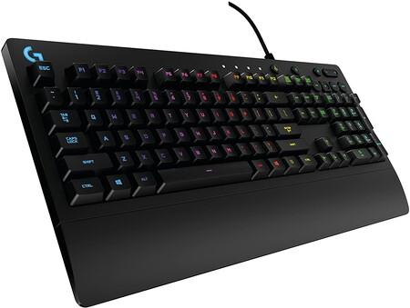 Teclado gamer Logitech G213 RGB en Amazon México