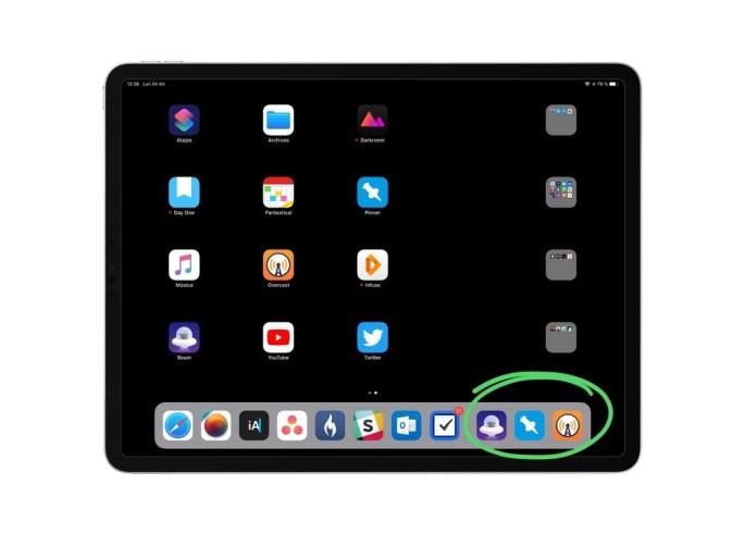 Apps recientes y sugeridas en el dock del iPad: así funcionan y se configuran