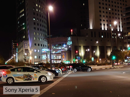 Sony Xperia 5 Zoom Noche
