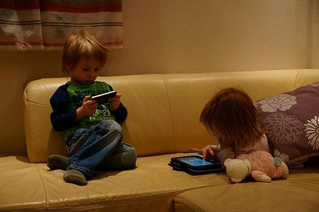 niños-con-tablets