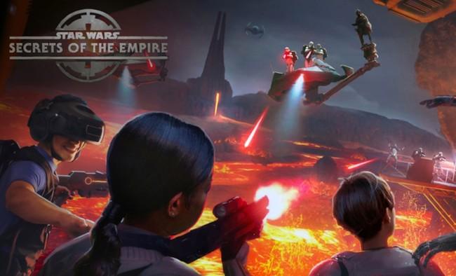 Permalink to La experiencia de Star Wars en realidad virtual llega a los parques Disney este 2017 y ya tenemos el primer tráiler