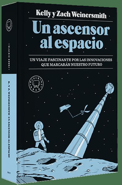 Un Ascensor Al Espacio 3d