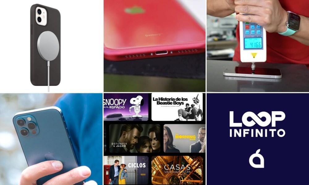El año I de Apple TV+, escudo cerámico, memorias del MagSafe… La semana del podcast Loop Infinito