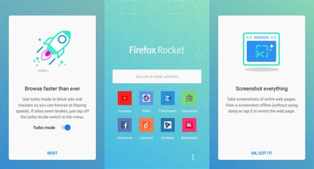 Firefoxrocket