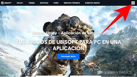 Web Uplay