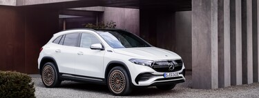 Mercedes EQA, primeras impresiones: bajo esa forma de SUV hay un coche eléctrico con muy buena rodadura y 426 km de autonomía