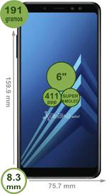 Samsung Galaxy℗ A8+