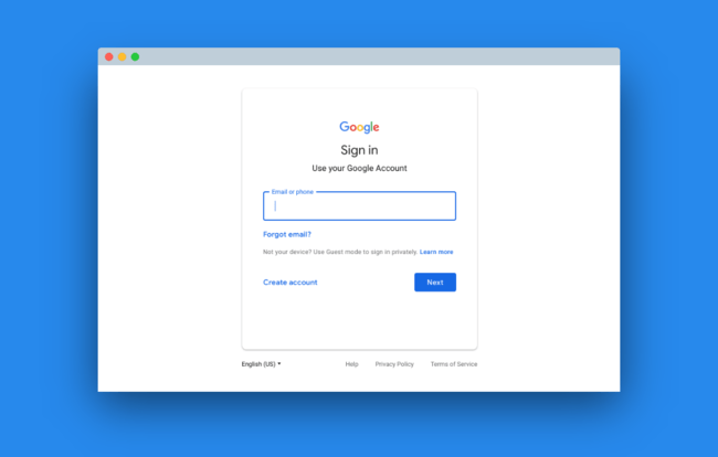 Iniciar Sesion Google Nuevo
