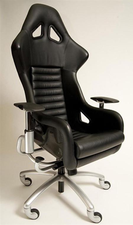 Las sillas de oficina que todo aficionado al motor querra