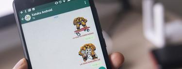 Cómo utilizar los stickers de Telegram℗ en WhatsApp
