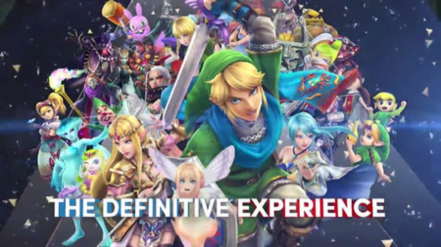 Hyrule Warriors: Definitive Edition Character Trailer