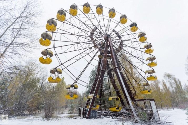 Pripyat antes y después de Chernobyl: así es la ciudad de la Central más de 30 años después del accidente