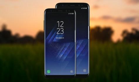 S8 y S8 Plus (montaje)
