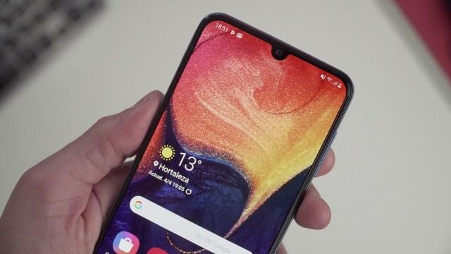 Samsung prepara un salto para sus Galaxy℗ A colocándoles 128GB de almacenamiento, según una filtración