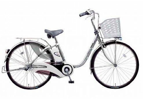 ¿Sabéis quién tiene una nueva bicicleta eléctrica en Japón
