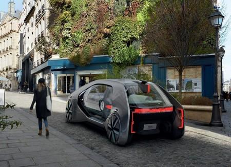 EZ GO Renault, concepto