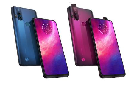 Motorola One Hyper Versiones