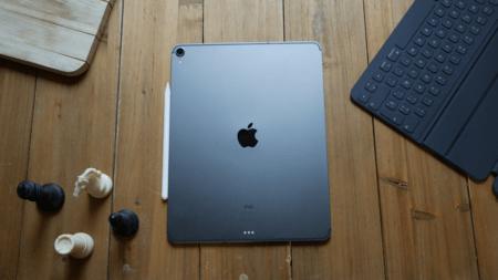 Trasera del nuevo iPad Pro de 12,9 pulgadas