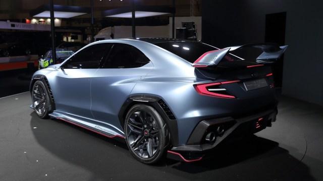 Subaru Viviz Performance Sti 2018 5